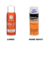Snow Anti Stick Spray
