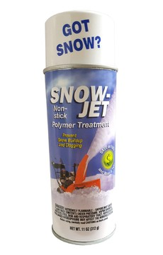 SNOW-JET SPRAY